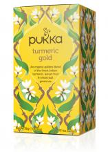 Pukka Organic Turmeric Gold Tea 20 bags