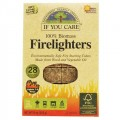 If You Care Firelighters, 28 pieces
