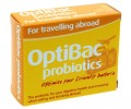 OptiBac Probiotics  For travelling abroad 20 caps