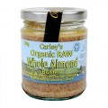 Carley's Organic Raw Almond Butter 250g