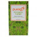 Pukka Lemongrass & Ginger Tea 20 bags