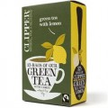 Clipper Green Tea Lemon 25 Bag