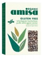 Amisa Organic Whole Buckwheat Puffs, Agave Nectar 225g