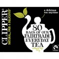 Clipper Fairtrade Everyday Tea 80 bags