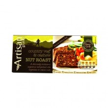 Artisan Grains Country Veg & Cashew Nut Roast 200g