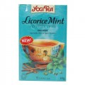 Yogi Tea Organic Licorice Mint Egyptian Spice, 17 bags