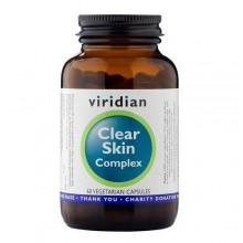Viridian Clear Skin Complex 60 veg Caps