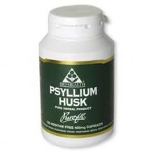 Bio Health Psyllium Husk 120 Capsules 400mg