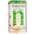 Nairns Organic Oatcakes 250g