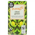 Pukka Clean Green Tea 20 bags