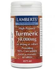 Lamberts Turmeric 10,000mg 60 Tablets