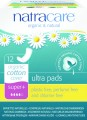 Natracare Ultra Pad Super Plus x 12