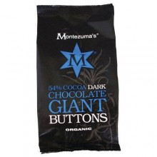 Montezuma's Dark Chocolate Giant Buttons 180g