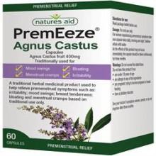 Natures Aid PremAgnus Castus 400mg 60 Tablets