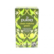 Pukka Clean Matcha Green 20 bags
