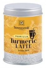 Sonnentor Organic Turmeric Latte Vanilla Tin 60g