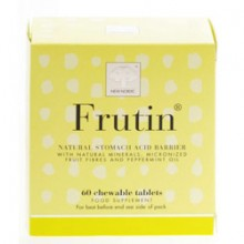 New Nordic Frutin 60 chewable tablets