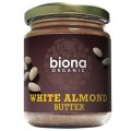 Biona Almond Butter, White 170g