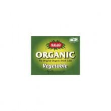 Kallo Organic Vegetarian Stock Cubes 6