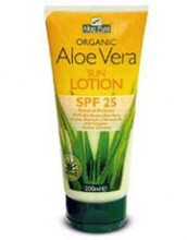 Aloe Pura Aloe Vera Sun Lotion Spf 25 200 ML