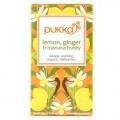 Pukka Lemon, Ginger & Manuka Honey 20 bags