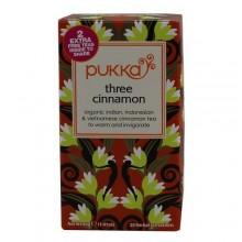 Pukka Three Cinnamon Tea 20 bags