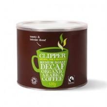 Clipper Medium Roast Decaf Inst Coffee 500 g