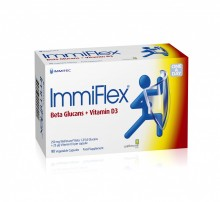 ImmiFlex Wellmune Vegetable Capsules 90