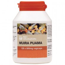 Rio Amazon Muira puama 120 Caps