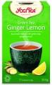 Yogi Green Tea Ginger Lemon 17 bags
