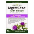 Natures Aid DigestEeze Milk Thistle 150mg 60 Tablets