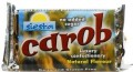 Siesta Carob Bar Natural Flavour 50g