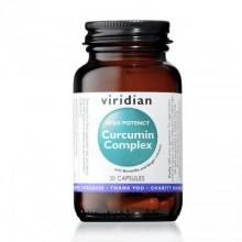 Viridian Curcumin Complex Vegicaps 30