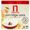 Nairns Gluten Free Oat Porridge 216g