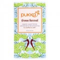 Pukka Three Fennel Tea 20 bags